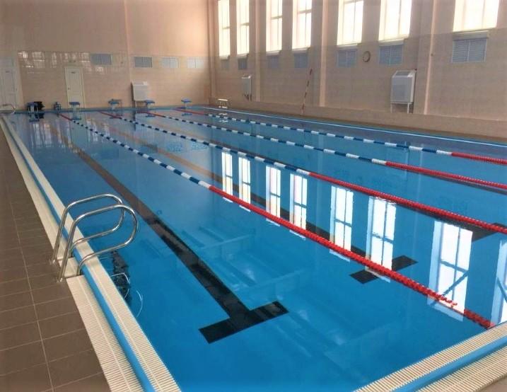 Физкультурно-оздоровительный комплекс с плавательным бассейном