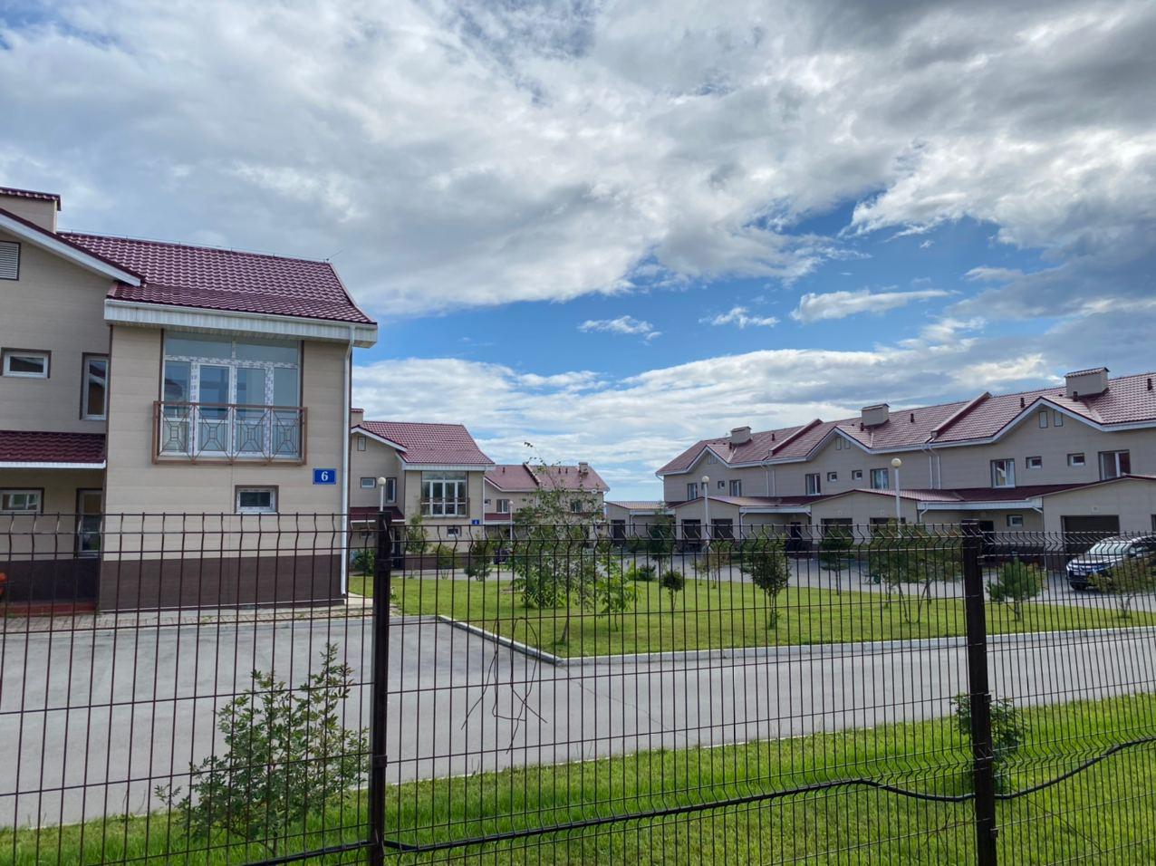 Комплекс жилых домов